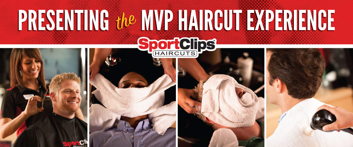 The Sport Clips Haircuts of Carmel MVP Haircut Experience